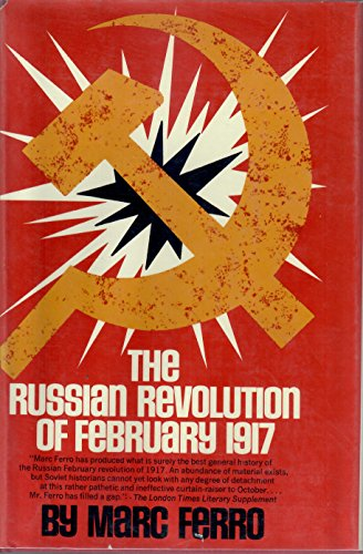 9780137845798: The Russian Revolution of February 1917