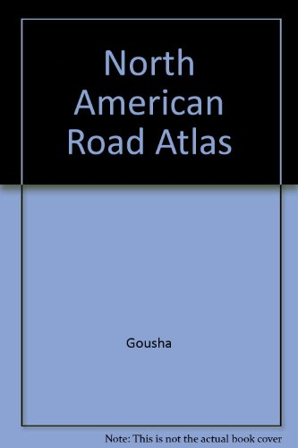 9780137855858: North American Road Atlas