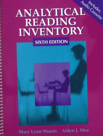 9780137862863: Analytical Reading Inventory (6th Edition)