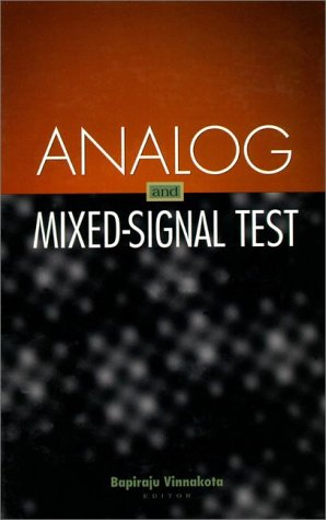 9780137863105: Analog and Mixed Signal Testing