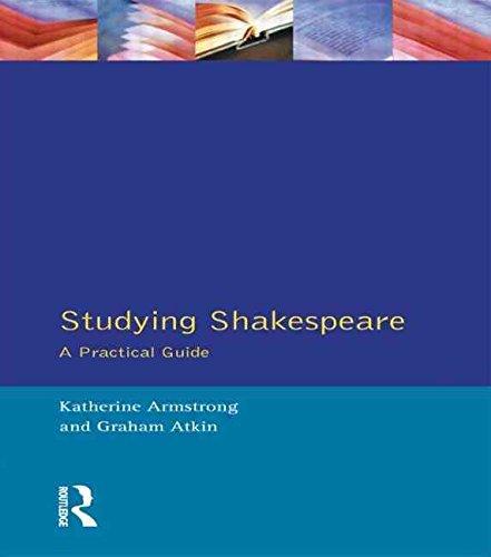 9780137867882: Studying Shakespeare
