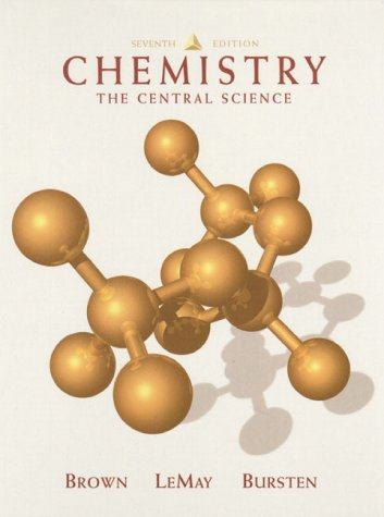 9780137868988: Chemistry: The Central Science