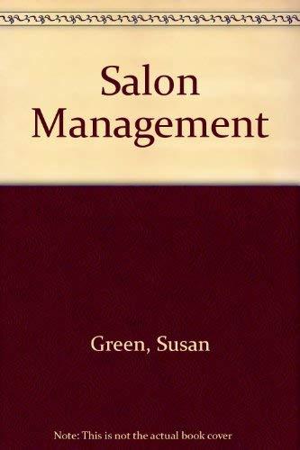 9780137882175: Salon Management