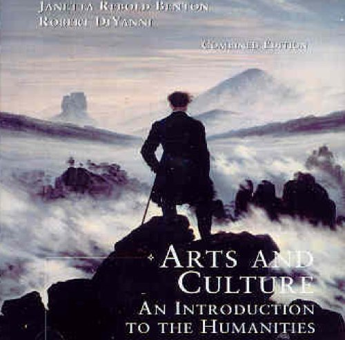9780137893973: Arts and Culture: An Introduction to the Humanities