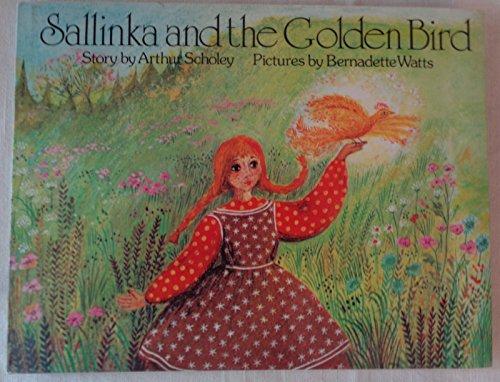 9780137894871: Sallinka and the golden bird