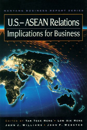 9780137898688: U.S.-ASEAN Relations: Implications for Business (Nanyang Business Report Series)
