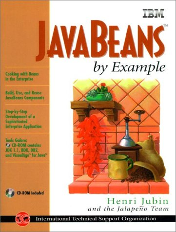 9780137903382: JavaBeans by Example