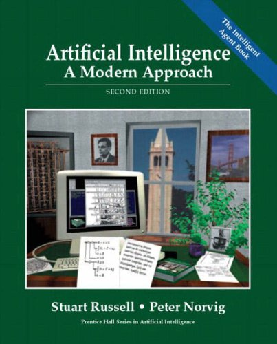 9780137903955: Artificial Intelligence: A Modern Approach (Prentice Hall Series in Artificial Intelligence)