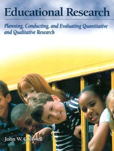 9780137905027: Educational Research: Planning, Conducting, and Evaluating Quantitative and Qualitative Research