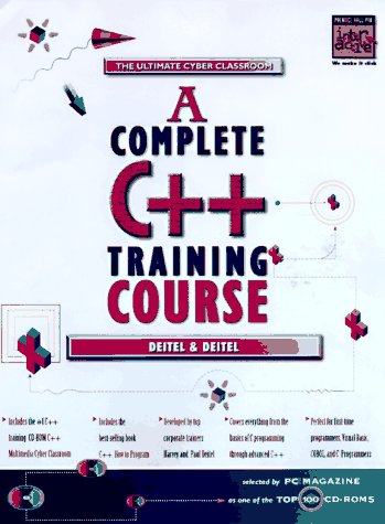 9780137906277: A Complete C++ Training Course: The Ultimate Cyber Classroom