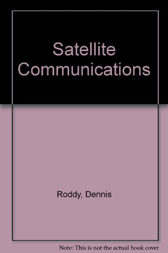 9780137913039: Satellite Communications