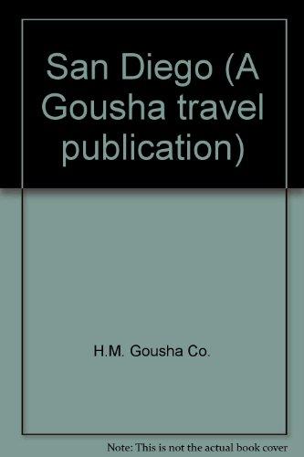 9780137913367: San Diego (A Gousha travel publication)