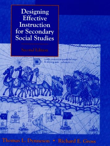 9780137917327: Designing Effective Instruction for Secondary Social Studies (2nd Edition)