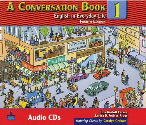 9780137925247: Conversation Book 2: English in Everyday Life Audio Program (6)
