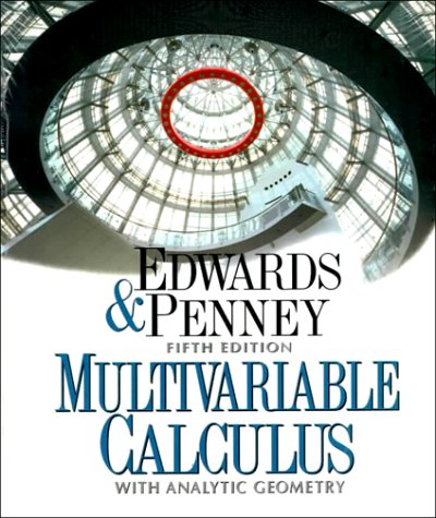 9780137930845: Multivariable Calculus with Analysis