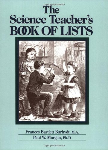 9780137933815: The Science Teacher's Book of Lists (J-B Ed: Book of Lists)