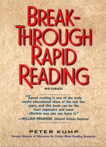 9780137935635: Breakthrough Rapid Reading