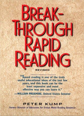 9780137935635: Breakthrough Rapid Reading