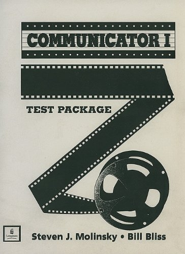 9780137941810: Communicator: Test Pack No.1