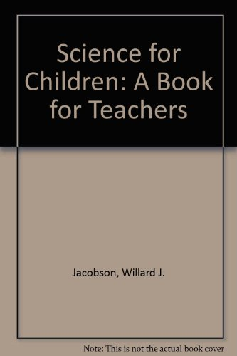 9780137948437: Science for Children: A Book for Teachers