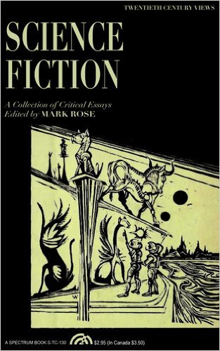 9780137949663: Science Fiction: A Collection of Critical Essays (20th Century Views)
