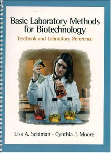 9780137955350: Basic Laboratory Methods for Biotechnology
