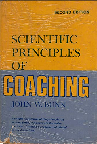 9780137961771: Scientific principles of coaching