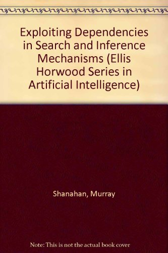 9780137968893: Search Inference and Dependencies in Artificial Intelligence (Ellis Horwood Series in Artificial Intelligence)