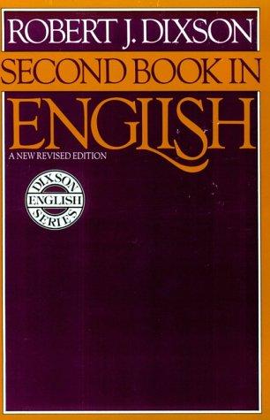 9780137972838: Second Book In English (Dixson English Series)