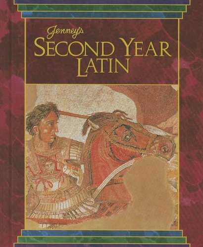 9780137973903: Jenney's Second Year Latin