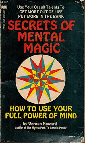 9780137979851: Secrets of Mental Magic