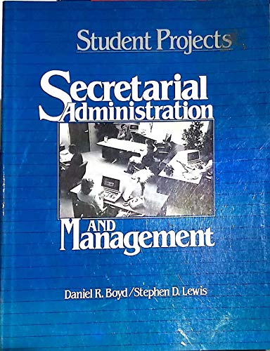 9780137983155: Secretarial Administration and Management