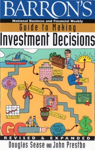 9780137985302: Barrons Guide to Making Investment Decisions