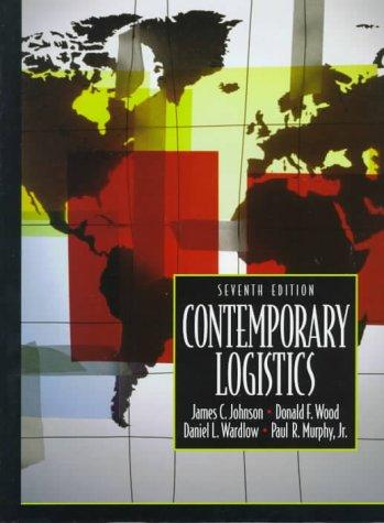 9780137985487: Contemporary Logistics