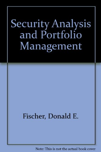 9780137988440: Security Analysis and Portfolio Management