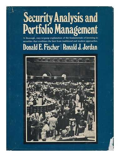 9780137989836: Security Analysis and Portfolio Management