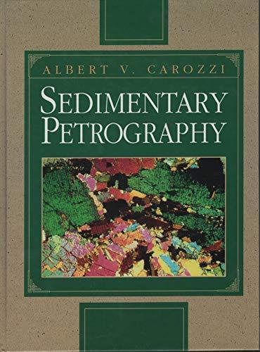 9780137994380: Sedimentary Petrography (Sedimentary Geology)