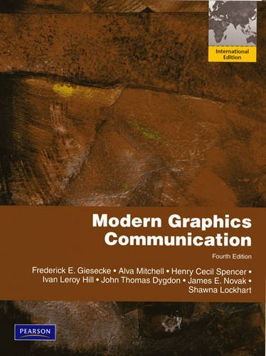 9780138003562: Modern Graphics Communications