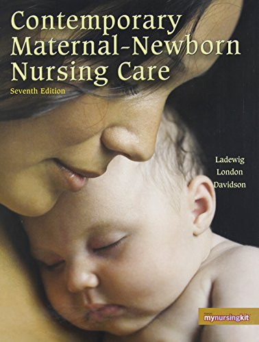9780138004149: Contemp Maternal Newborn Nursg& Mnl Sac Pkg