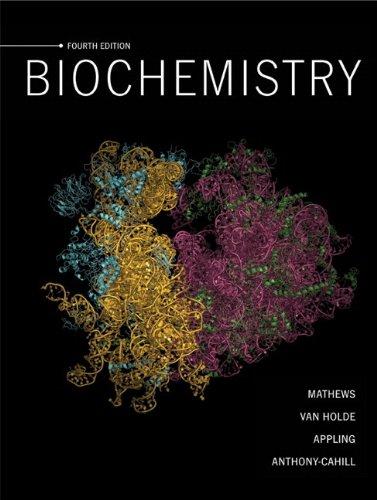 9780138004644: Biochemistry (4th Edition)