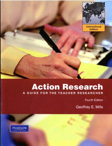 9780138007393: Action Research: A Guide for the Teacher Researcher: International Edition