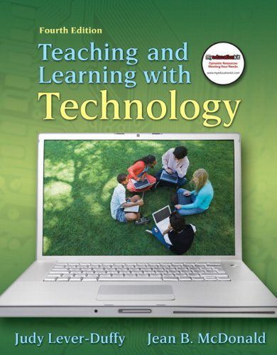 9780138007966: Teaching and Learning with Technology (4th Edition)