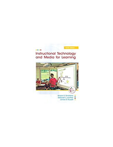 9780138008154: Instructional Technology and Media for Learning (10th Edition)
