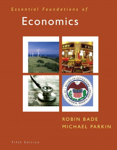9780138008239: Essential Foundations of Economics (5th Edition)