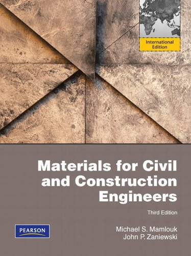 9780138009564: Materials for Civil and Construction Engineers: International Version