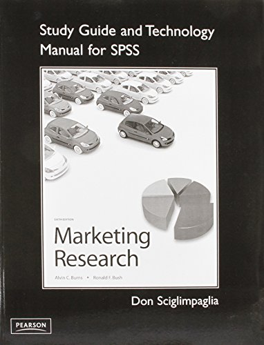 9780138010317: Marketing Research