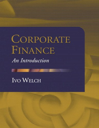 9780138011222: Corporate Finance an Introduction