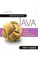 9780138011741: Starting Out with Java: From Control Structures through Objects with VideoNotes on CD (4th Edition)