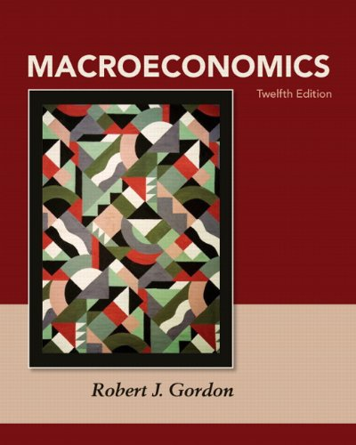 9780138014919: Macroeconomics (12th Edition) (Pearson Series in Economics)
