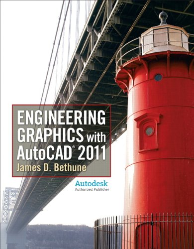 9780138015916: Engineering Graphics with Autocad 2011